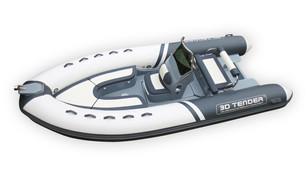 3D TENDER LUX 500