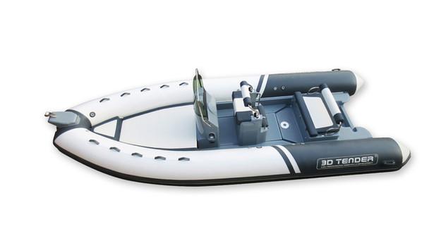 3D TENDER - LUX 635