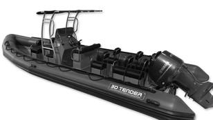3D TENDER - PATROL 860