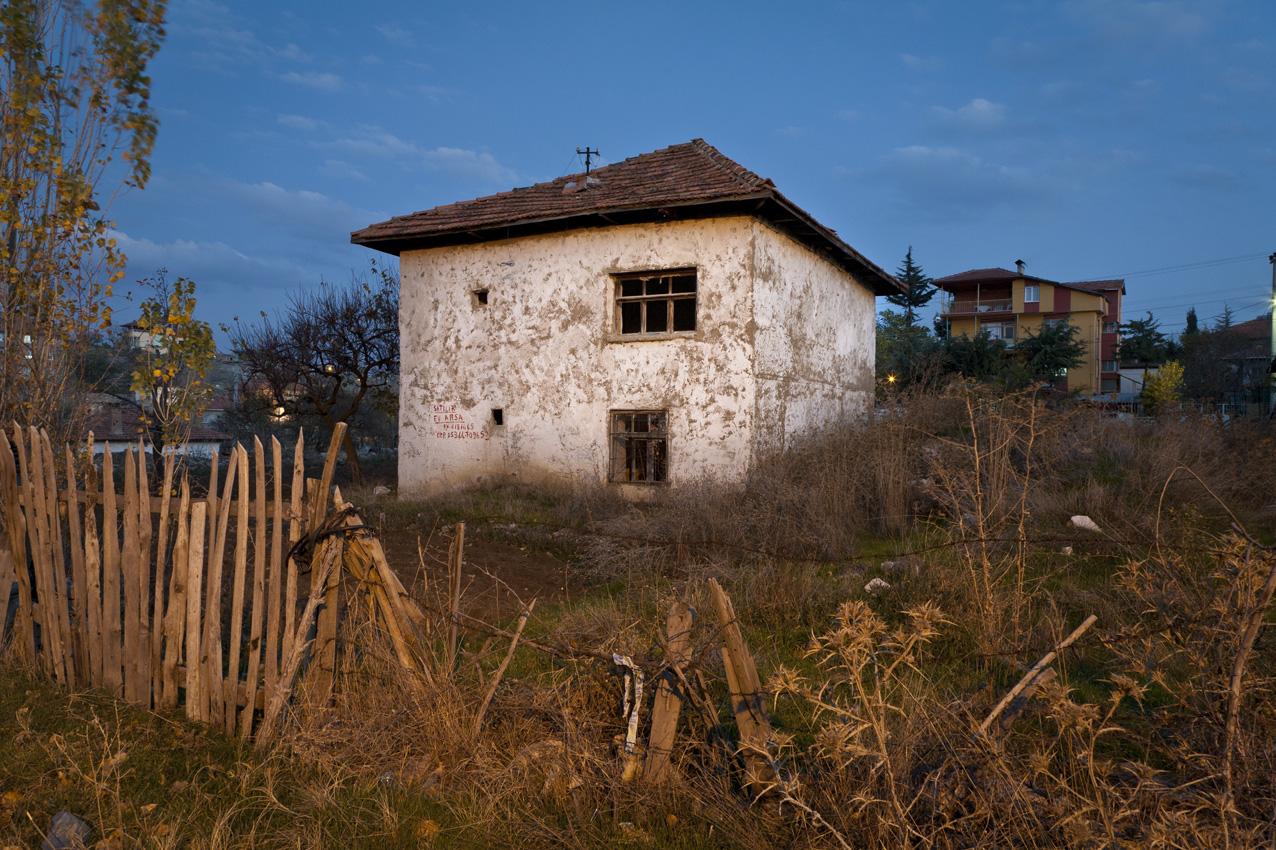Volkan Kiziltunc_The House in the Village