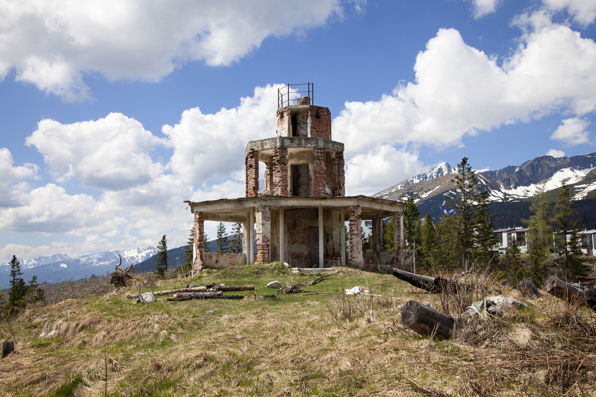Volkan Kiziltunc_The Watch Tower