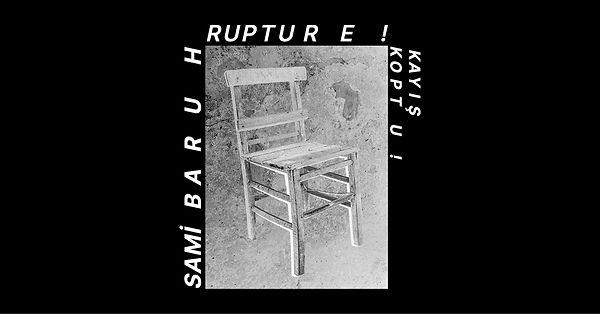 NOKS - Sami Baruh - Rupture - Social Med
