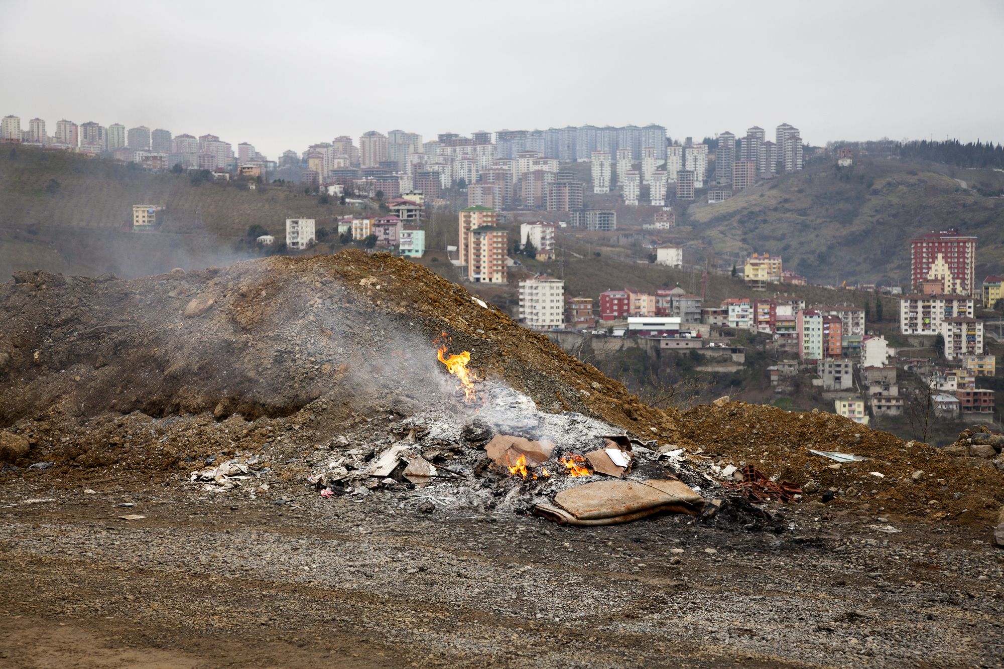 Volkan Kiziltunc_The Smoke #2