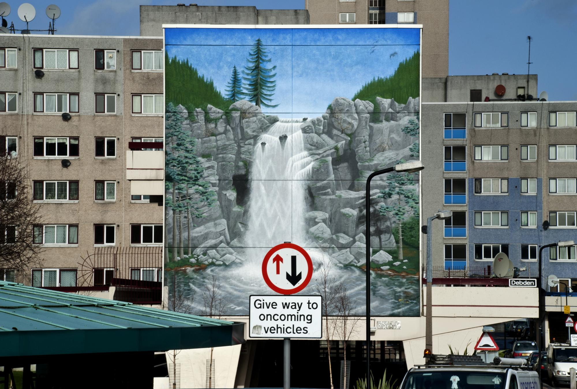 Volkan Kiziltunc_The Waterfall