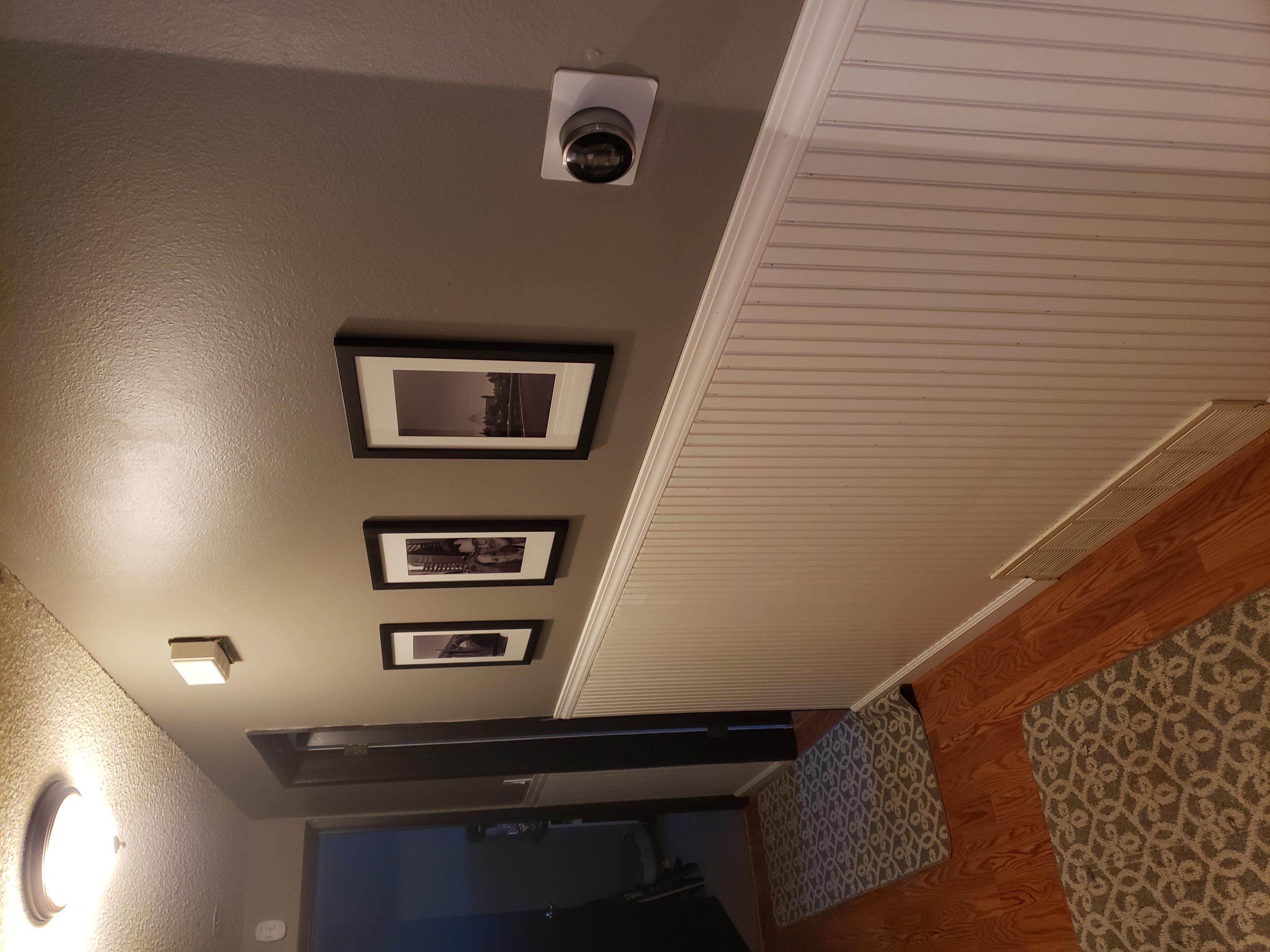 Details, Hallway Transformation