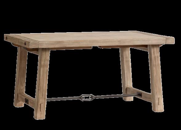 Pottery Barn Extendable Table