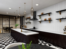 Dining and Kitchen (1)