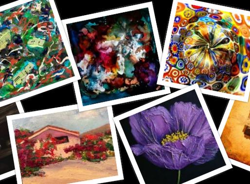 Seaside Gallery Small Art Show