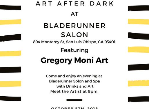 Art After Dark - Bladerunner Salon