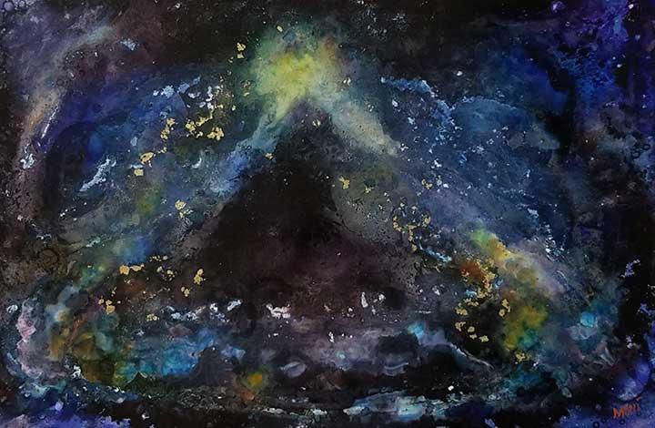 Nebula Hesperus