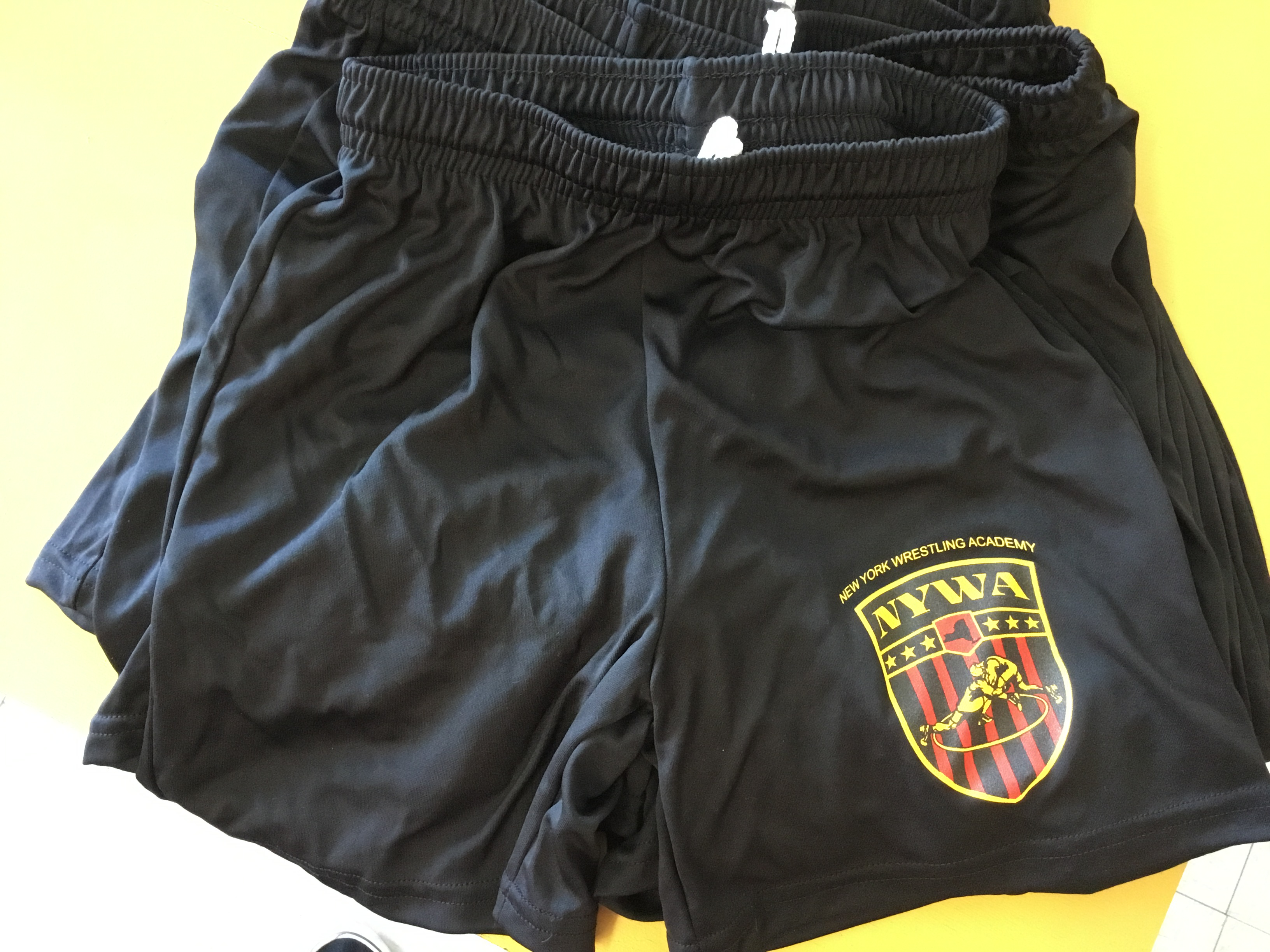 NYWA Wrestling Shorts