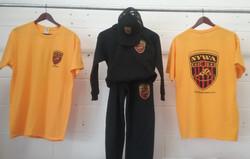 NYWA Member T-Shirts Front & Back