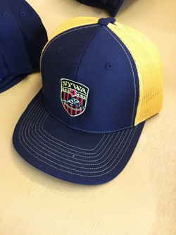 NYWA Trucker Hat Gold