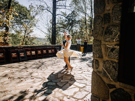 Mike and Cindy // Patapsco Valley State Park