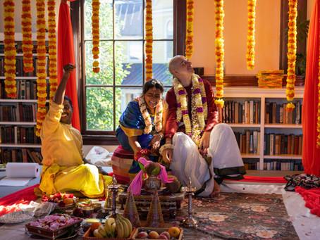Pratima & Dan // Tamil Wedding // Old Town Hall