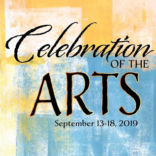 Celebration of the Arts - Guild Member Entry Fee