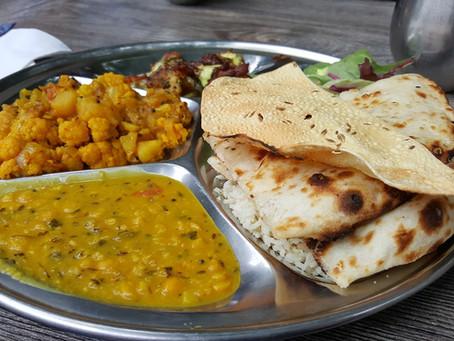 סוגי לחמים מהמטבח ההודי