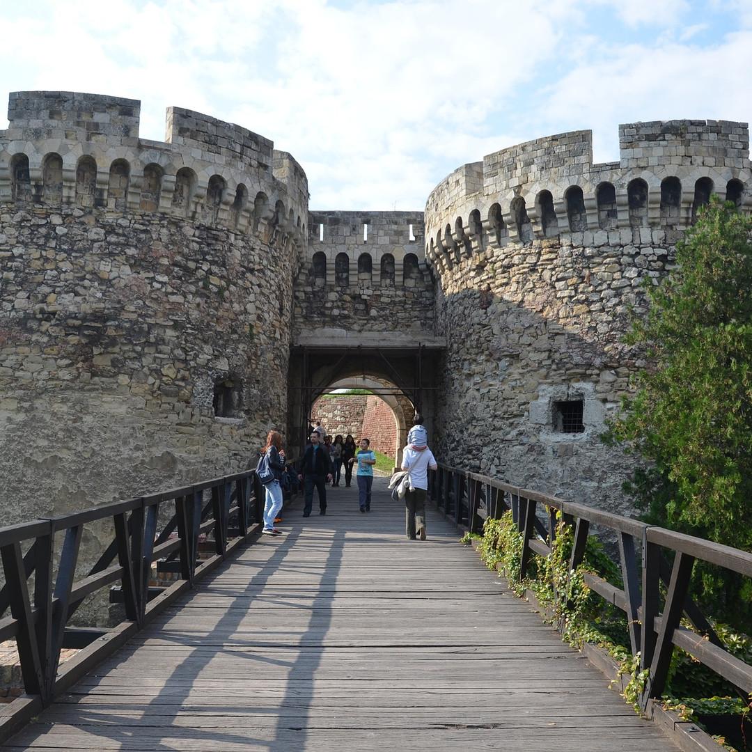 בלגרד בירת סרביה