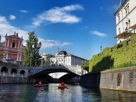 7 אטראקציות מרכזיות בלובליאנה שבסלובניה