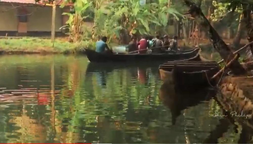 יער טרופי - שמורת פרייאר דרום הודו