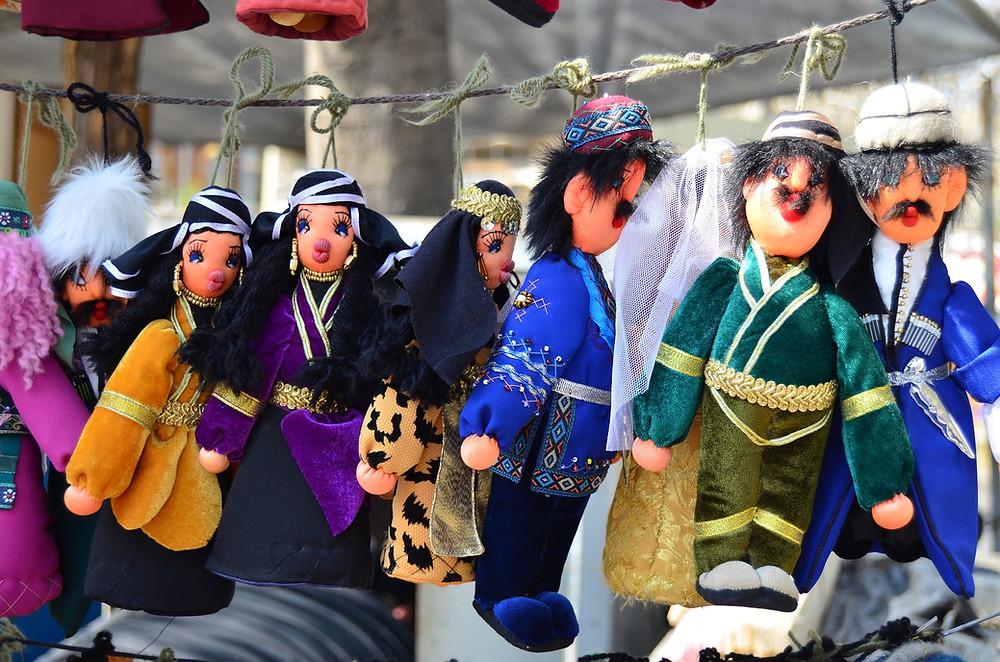 שוק הפשפשים (Mshrali Khidi)