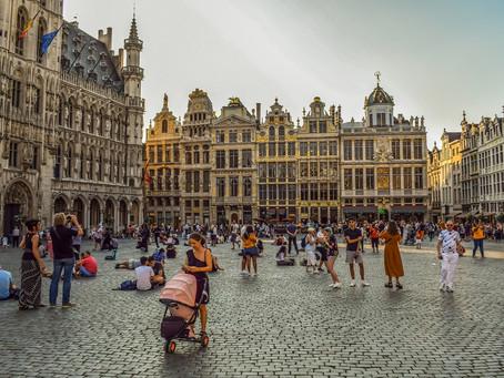 בריסל בירת בלגיה - אטרקציות,אוכל,קניות