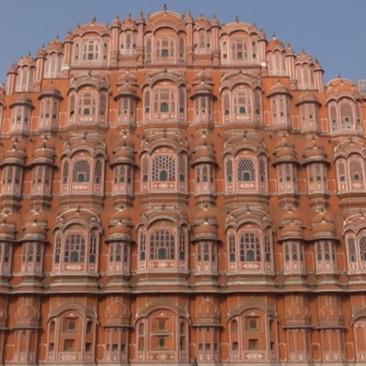 מקדש הרוחות , רגיסטאן הודו