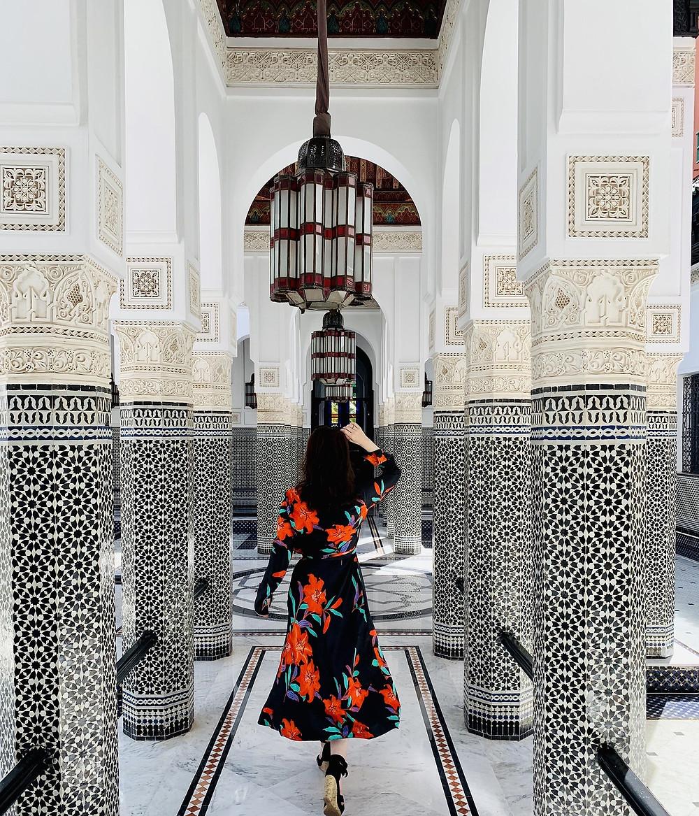 מרקש שבמרוקו אטרקציות