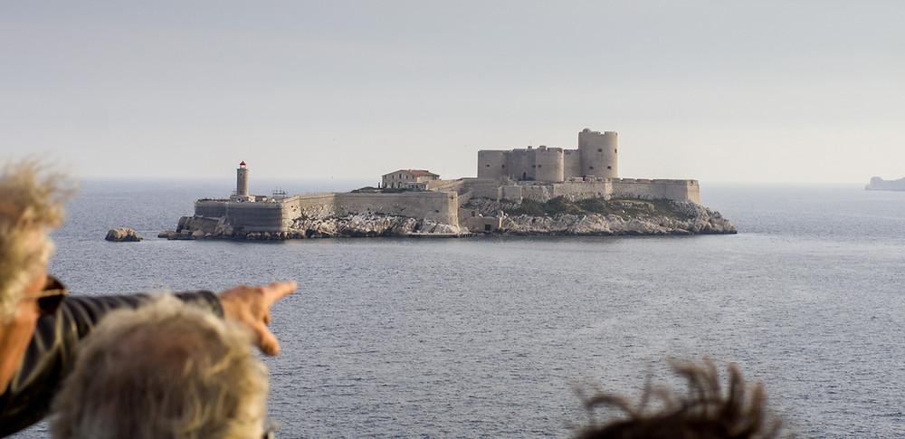 מצודת איף זהו מבצר היסטורי מול חופי מרסיי, על האי איף. זהו אי קטן וסלעי בן 30 דונם, שהמצודה שעליו שימשה בתחילה כדי להגן על מרסיי מפני התקפות מהים