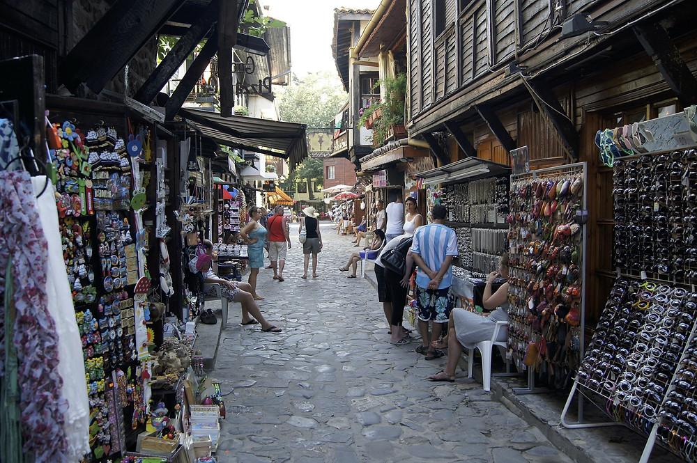 קניות בסופיה בולגריה