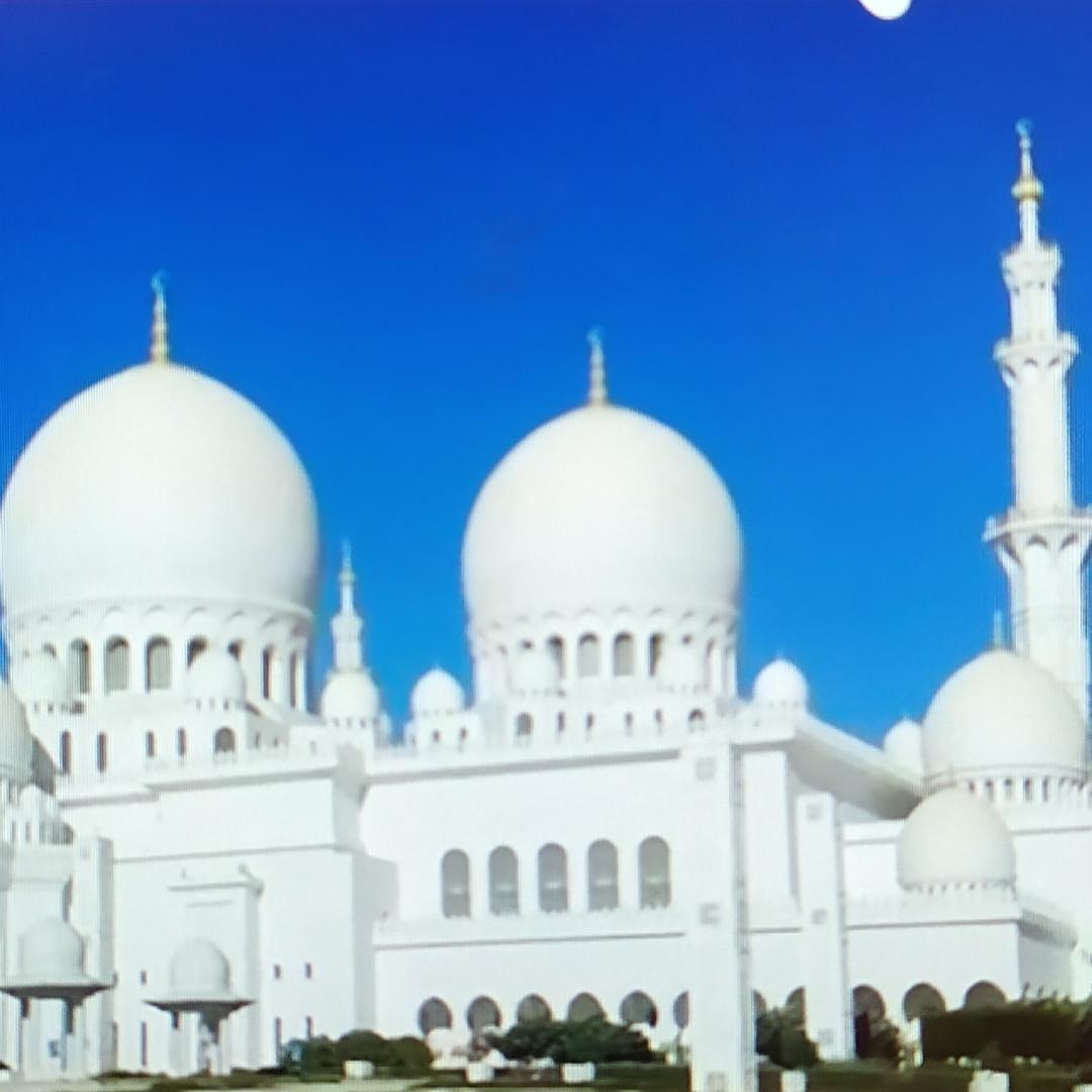 דובאי , המסגד הענק