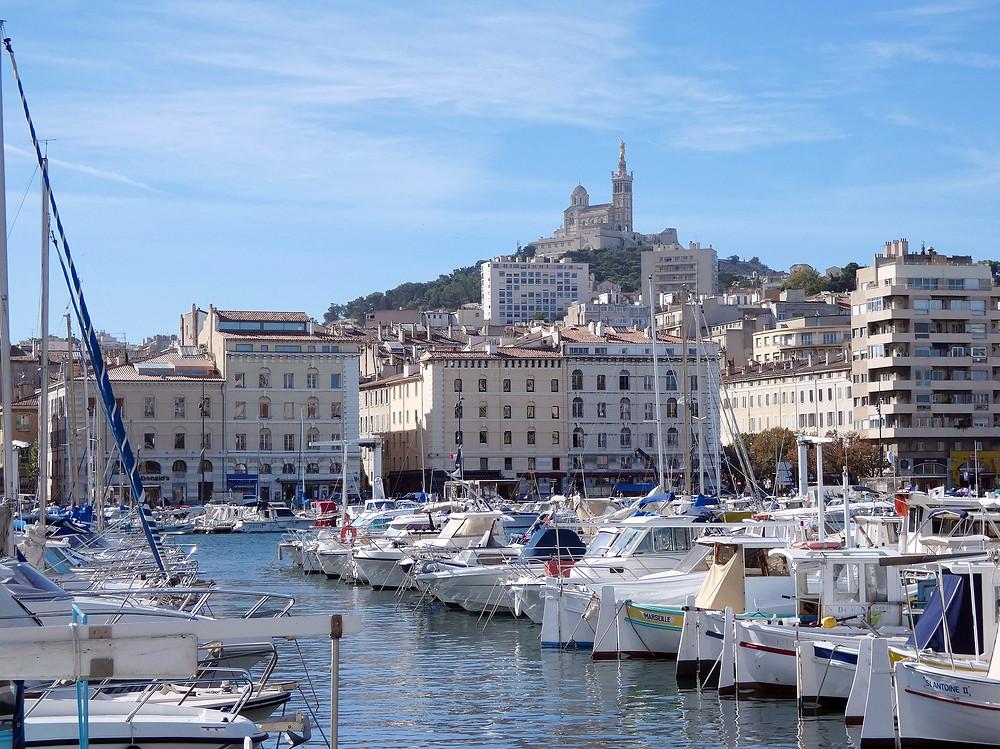 נמל מרסיי שבצרפת
