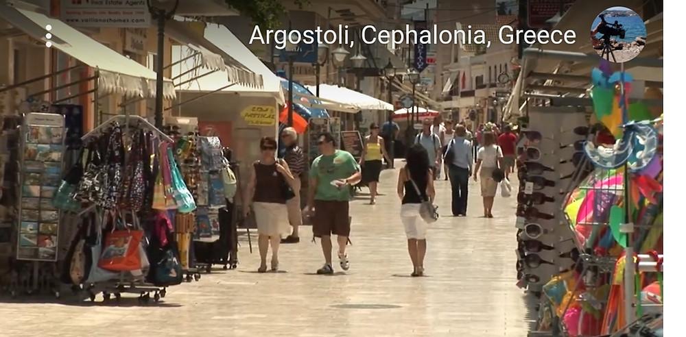 האי קפלוניה יוון