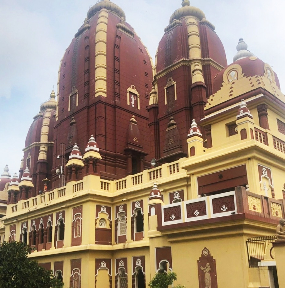מקדש לאלה לאקשמי הודו