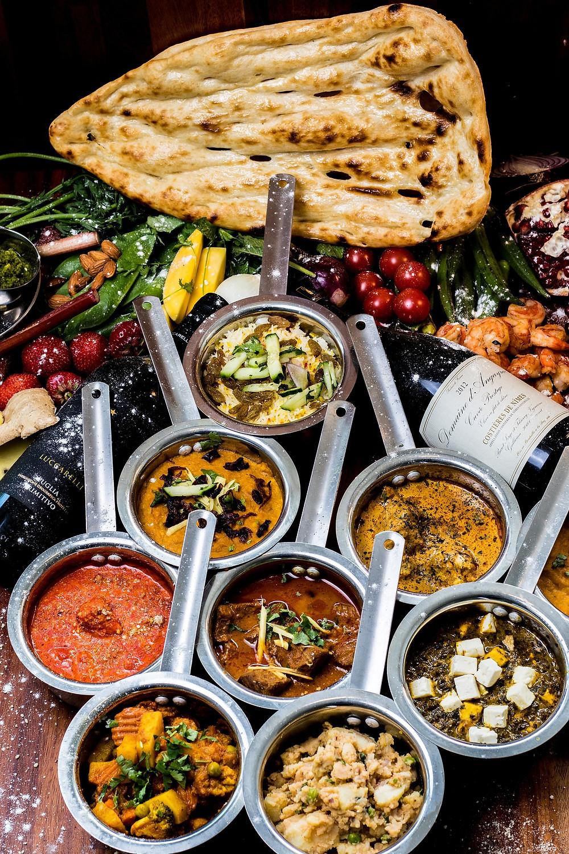 אוכל הודי , טאלי הודי