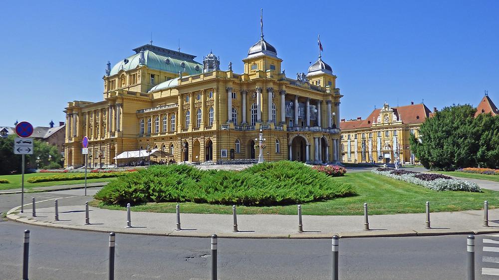 זאגרב בירת קרואטיה