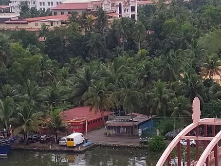 יופיה של מדינת קרלה בתת היבשת הודו