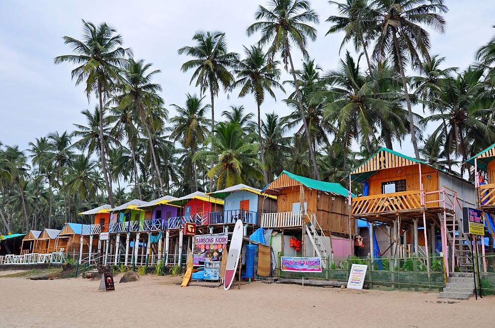 גואה הודו חוף