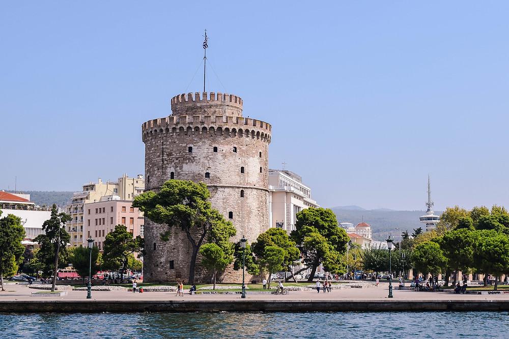 סלוניקי טיול מאורגן בעיר נמל יפה