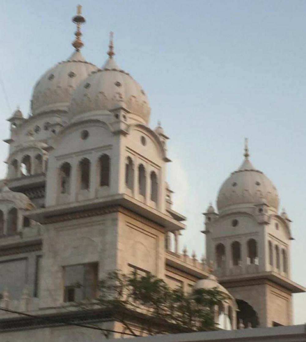 פושקר הודו מקדש הסיקים