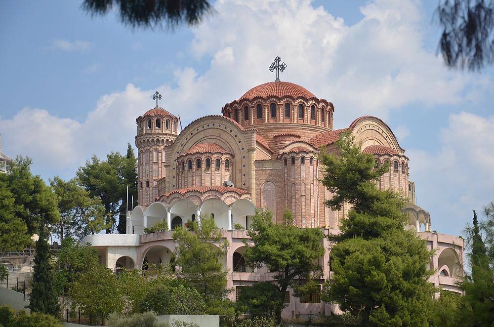 סלוניקי הכנסיה האורטודוכסית