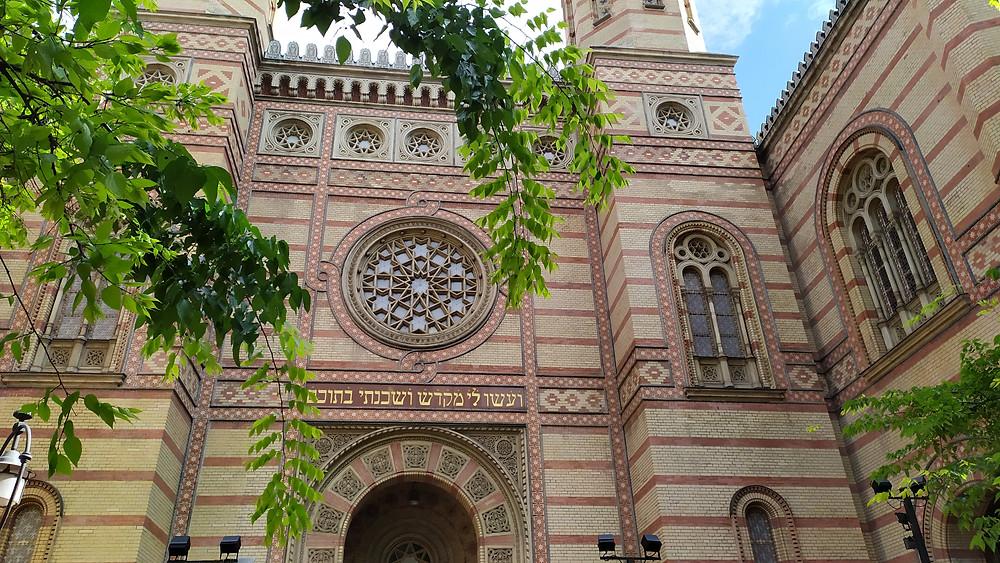 בודפשט, בית הכנסת הגדול