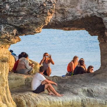 קפריסין על החוף - טיול נשים