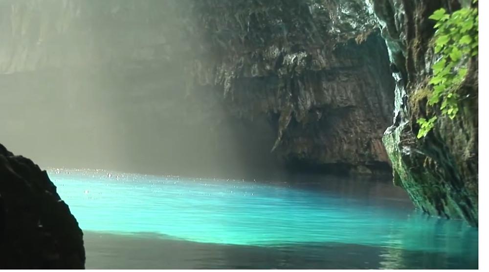 חוף פיטאני האי קפלוניה יוון