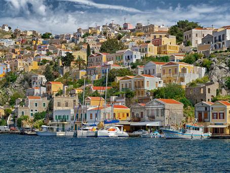 סימי SYMI - הקטן באיי יוון