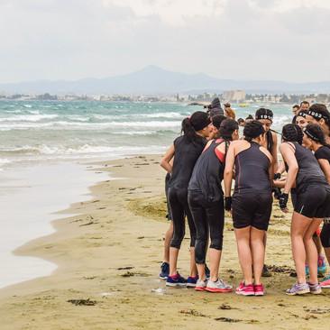 קפריסין טיול ספורט לנשים