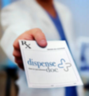 doctors use dispense doc for point of care dispensing