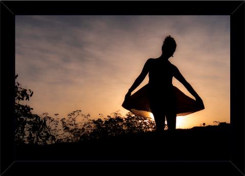 Bailarina do Cangaço em Piranhas, Alagoas - 2018