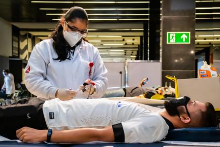 Doação Voluntária em Tempos de Pandemia