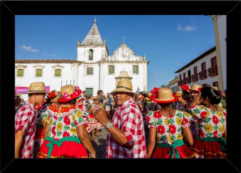 Festival de Arte de São Cristóvão, Sergipe - 2019